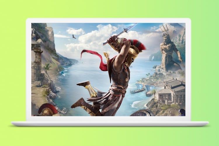 Le projet Stream de Google permet de jouer à Assassin's Creed depuis Chrome
