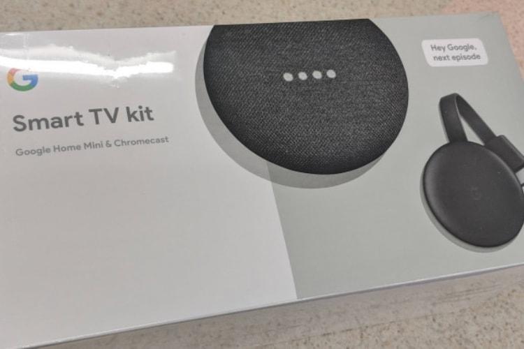 Google prépare un «Smart TV Kit» avec un Home Mini et un nouveau Chromecast