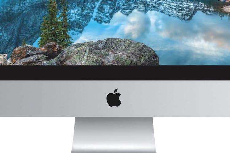 À court d'écrans pour réparer d'anciens iMac, Apple propose un rabais de 600$ pour un nouveau modèle
