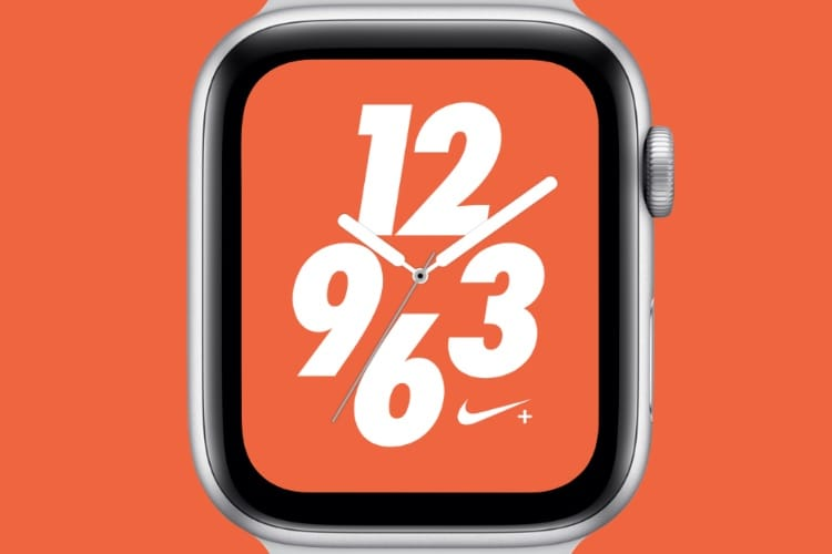 L'Apple Watch Series 4 Nike+ va partir en expédition