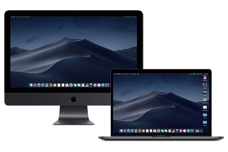 La mise à jour vers macOS Mojave coince pour certains MacBook Pro 2018 et iMac Pro
