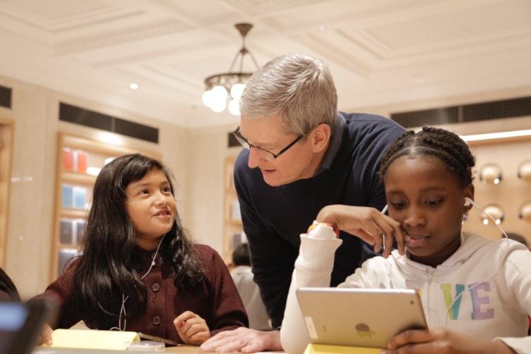 Apple Store: des ateliers gratuits de programmation du 6 au 21 octobre