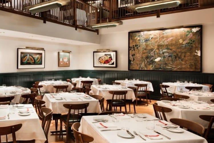 L'Apple Watch au menu d'un restaurant à New York