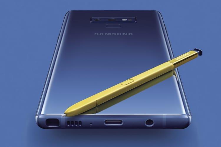 Samsung : de bons résultats grâce aux composants