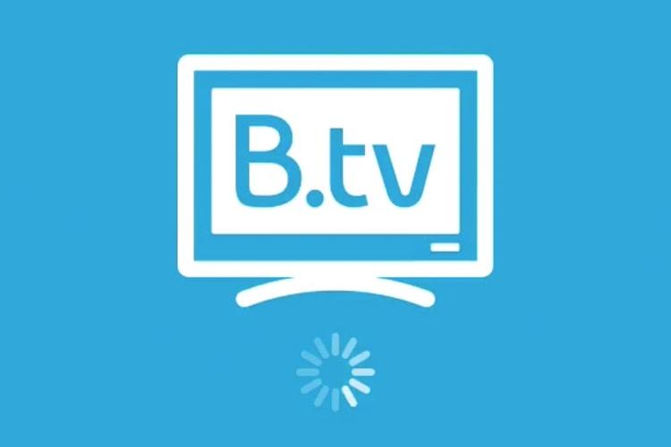L'app B.tv de Bouygues disponible cette semaine sur Apple TV