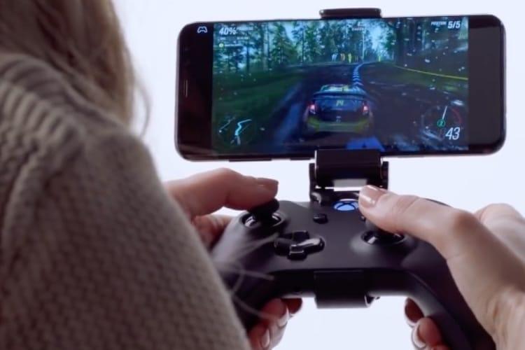 Avec le projet xCloud, les gros titres Xbox One seront jouables sur iPhone