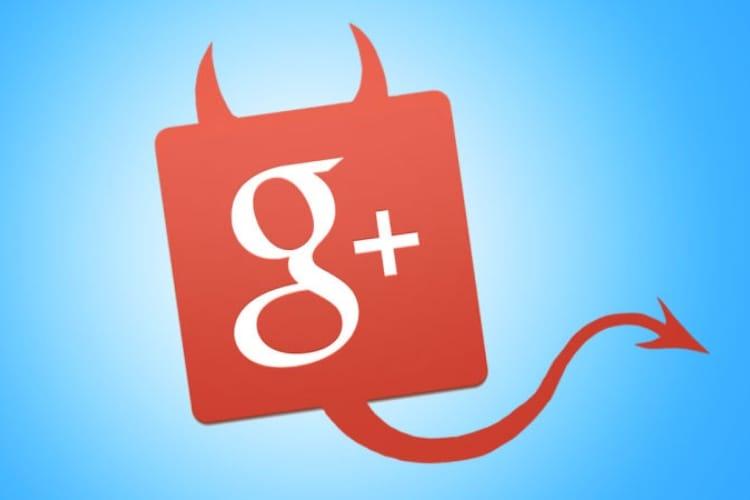 Google+ ferme ses portes en raison d'une faille étouffée par Google [màj]