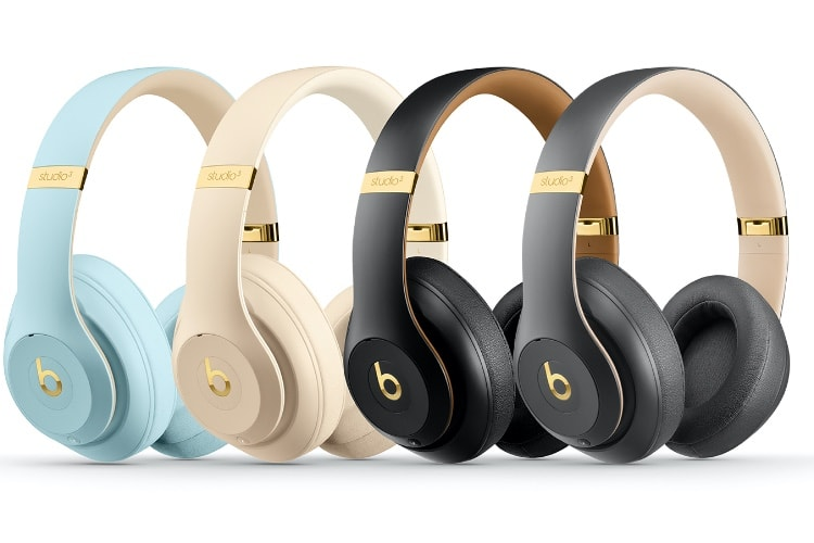 Beats Studio3 : nouvelle collection Skyline assortie à l'iPhone XS or