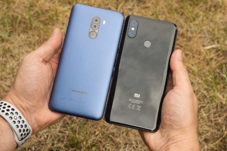 Xiaomi Mi 8 et Pocophone, des smartphones trop beaux pour être vrais?
