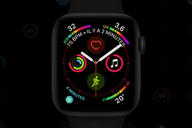 20 € de remise sur l'Apple Watch Series 4 chez Orange