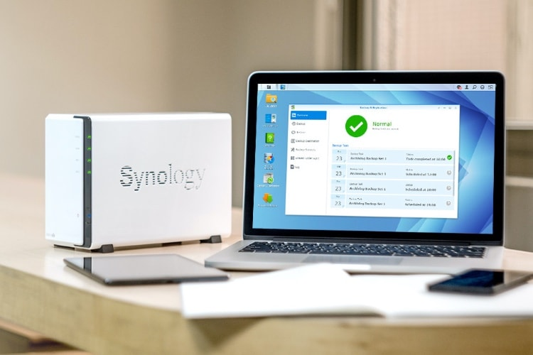 Synology: DSM 7.0 en bêta début 2019 avec compatibilité Siri