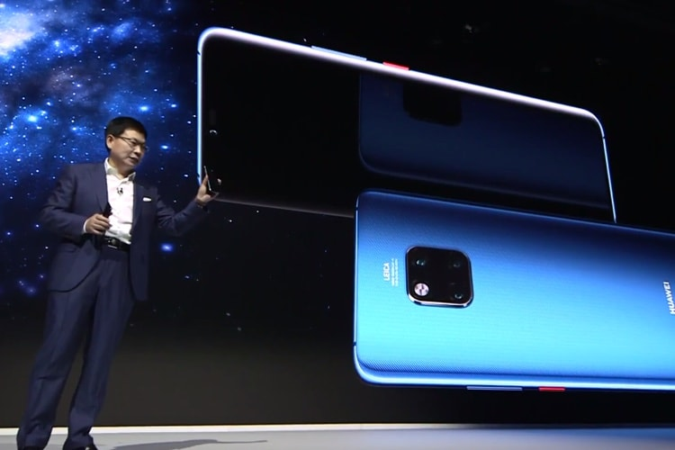 Huawei Mate 20 Pro : le smartphone qui charge l'iPhone