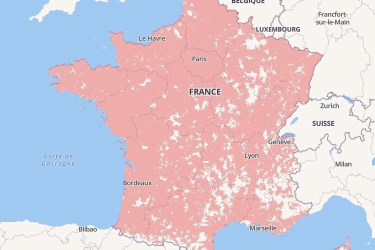 Arcep: Orange a toujours le meilleur réseau, Bouygues devance SFR