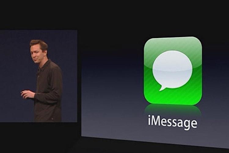 Apple avait envisagé un iMessage multiplateforme
