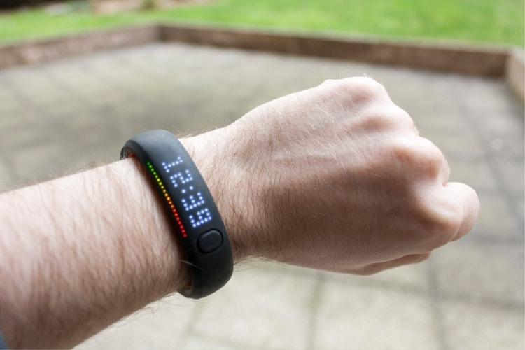 Brevet: le FuelBand devient un bracelet d'Apple Watch