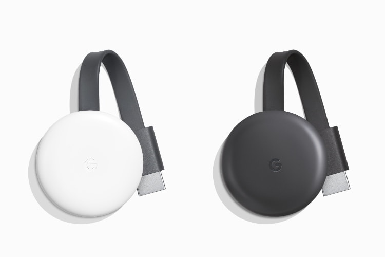 Le Chromecast 2018 maintenant commercialisé en France