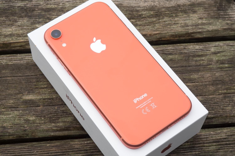 Prise en main de l iPhone XR   iGeneration eb919cffb152