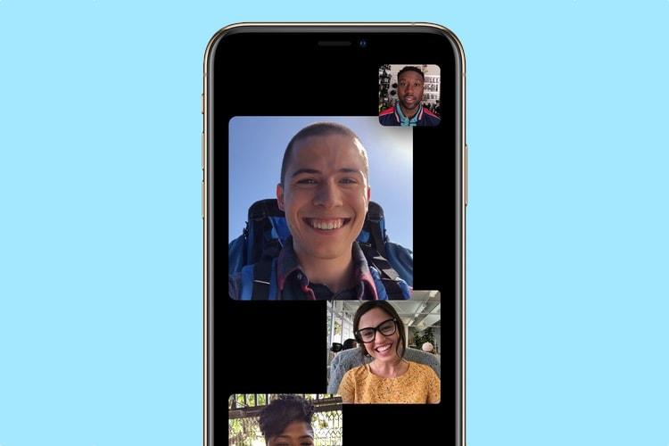 FaceTime de groupe: pas de vidéo pour les iPhone 5s et iPhone 6