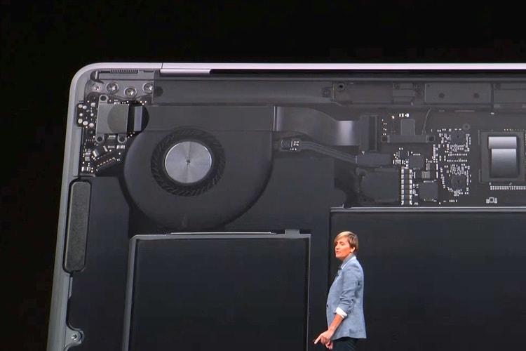 Le MacBook Air Retina a un processeur de MacBook… et un ventilateur