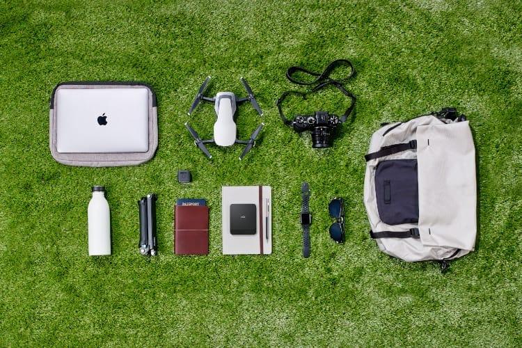 LaCie : un Portable SSDrapide et compact