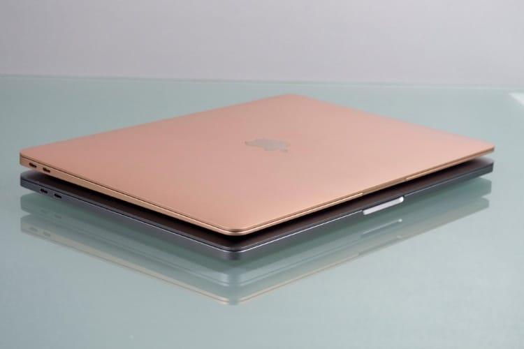 macOS 10.14.1 : une mise à jour supplémentaire pour le MacBook Air