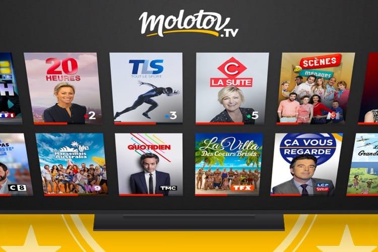 Avec 6,6 millions d'utilisateurs, Molotov ne veut pas se vendre mais devenir un acteur mondial