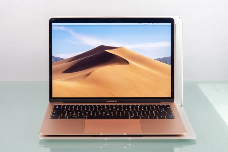 Test du MacBook Air 2018