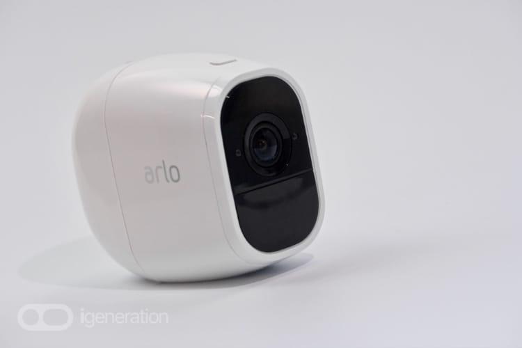 Arlo Pro 2 : une caméra avec une alarme, mais sans fils
