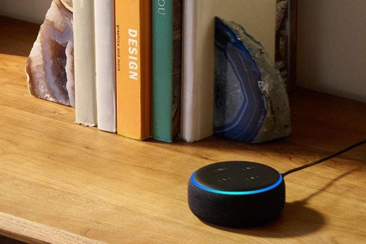 Le nouvel Echo Dot à moitié prix et l'Echo à 59,99 €
