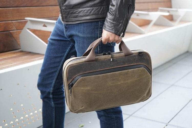 Un sac de voyage pour le Mac mini