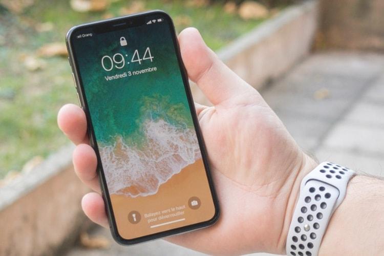 Black Friday: l'iPhone X à 899€