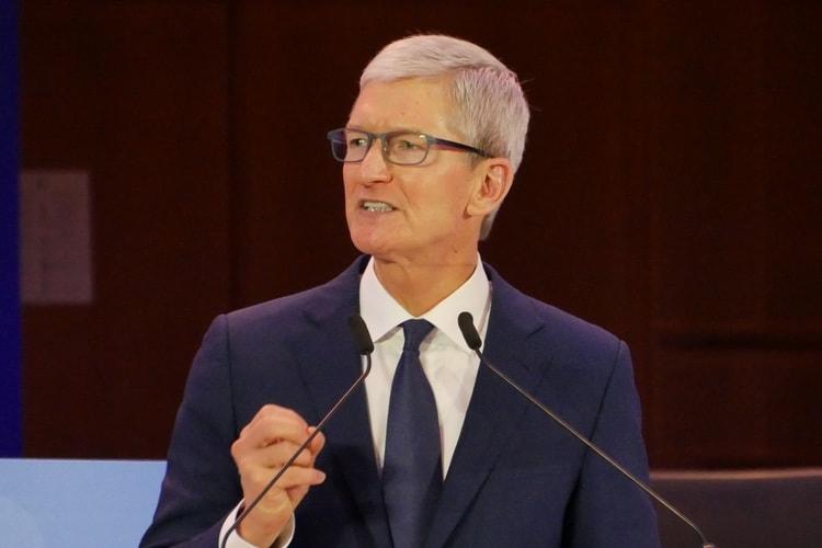 Recherche: Tim Cook justifie la position privilégiée de Google dans les appareils Apple
