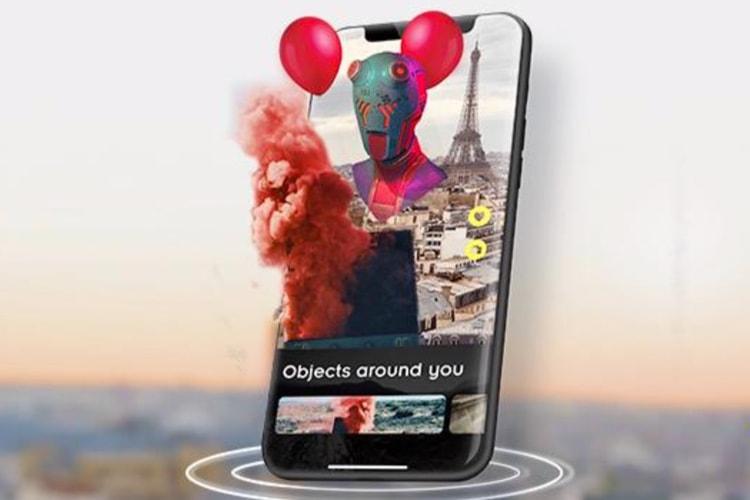 Slidrs, un projet pour créer et partager son propre univers en réalité augmentée