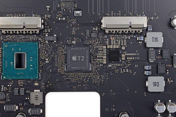 La puceT2, responsable du «retard» des nouveaux iMac?