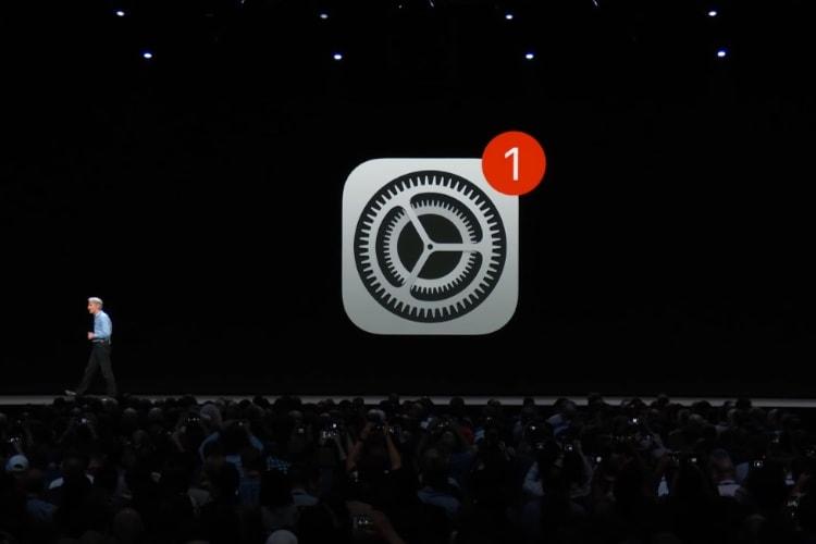 Quelle note attribuez-vous à iOS 12?