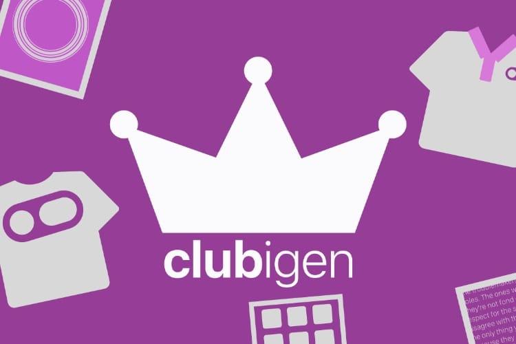 Club iGen : coup d'œil sur nos polos et tee-shirts !