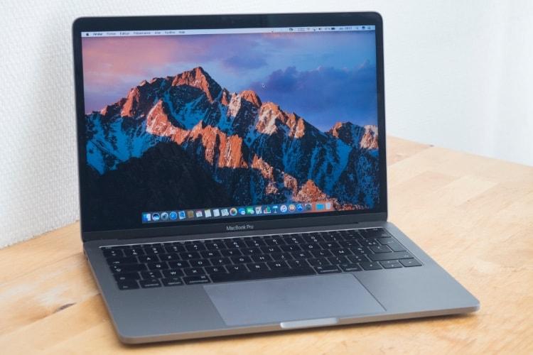 Le programme de réparation du SSD des MacBook Pro sans Touch Bar est lancé