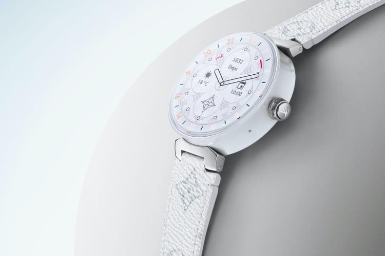 Tambour Horizon: Louis Vuitton adopte les nouvelles puces de Qualcomm