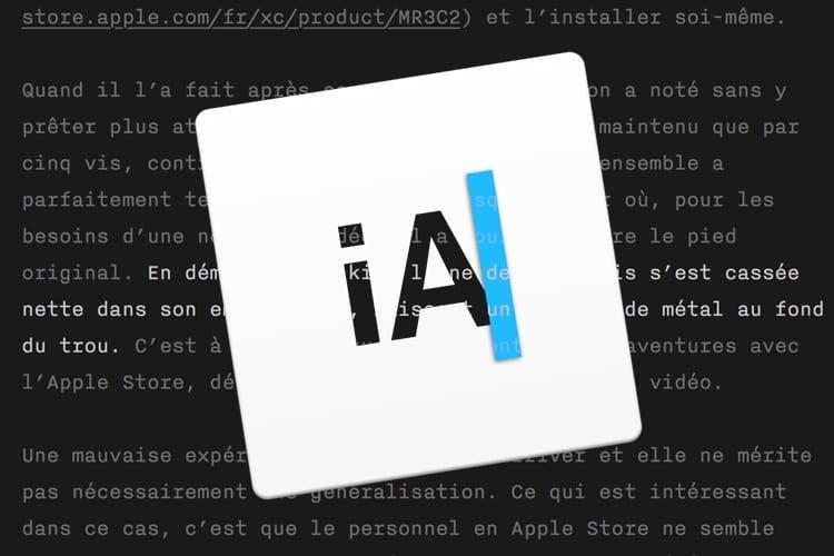 iA Writer 5 est enfin disponible sur macOS