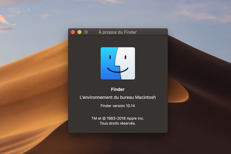Visite guidée : les principales nouveautés de macOSMojave