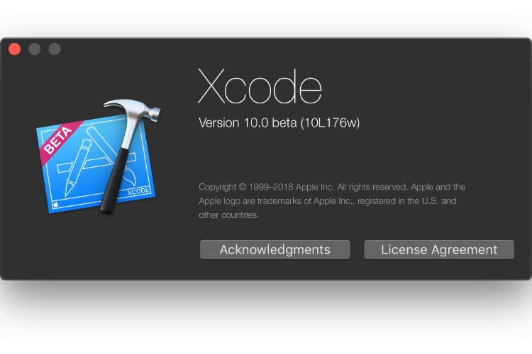 Toutes les nouveautés de Xcode10 pour les développeurs