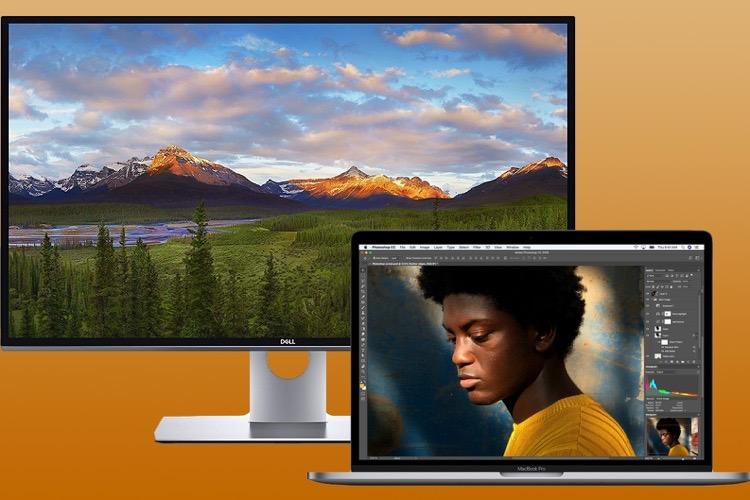 Les MacBook Pro 15pouces de 2018 se préparent pour la 8K