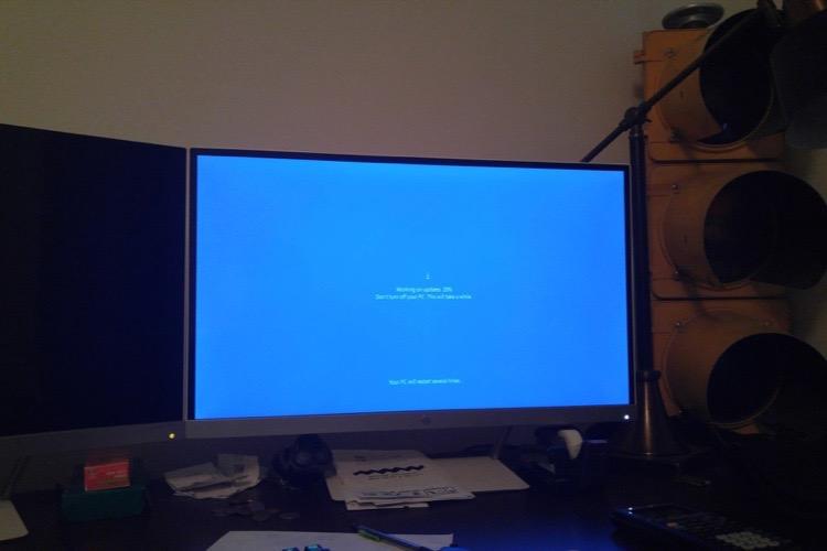 Windows10 va (tenter de) deviner quand il peut se mettre à jour sans gêner