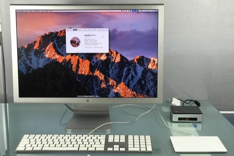 Les derniers NUC d'Intel font rêver d'un nouveau Mac mini