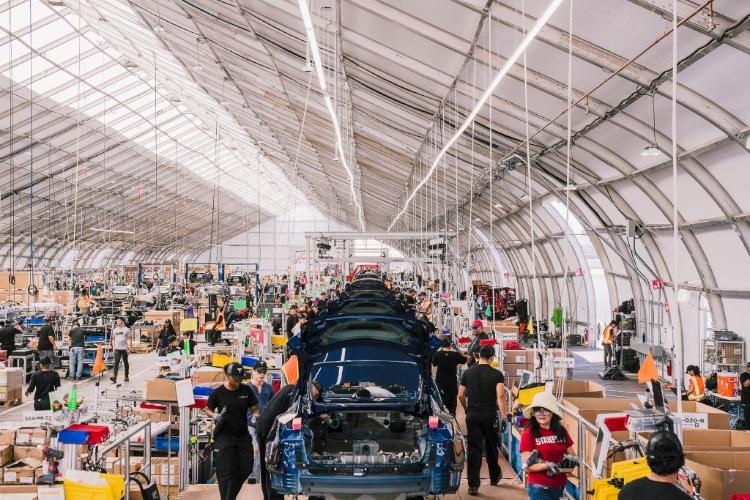 Tesla a enfin réussi à produire 5000Model3 en une semaine [MàJ]