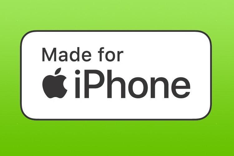 Comment vérifier si un accessoire iPhone est vraiment certifié MFi