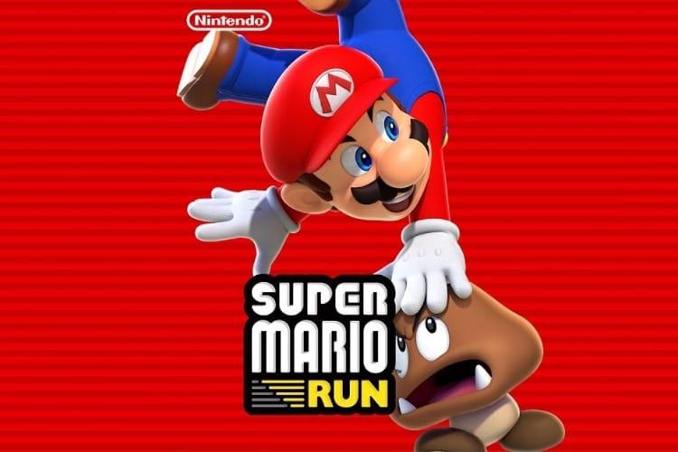 Super Mario Run attrape les pièces d'or surtout sur iOS