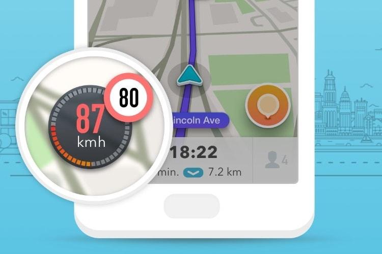 Les GPS s'adaptent aux 80 km/h avec le soutien de leur communauté