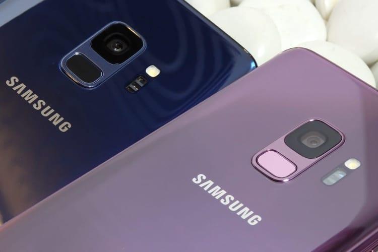 Samsung : un coup de mou au deuxième trimestre à cause du GalaxyS9