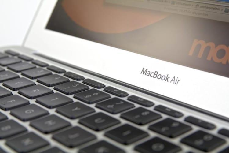 Pourquoi encore acheter un MacBook Air en 2018